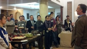 Wesleyan Reception in Beijing
