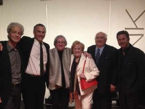 Rick Nicita, Prez Roth, Jeanine Basinger, Ava Fries, Chuck Fries, Mike Fries