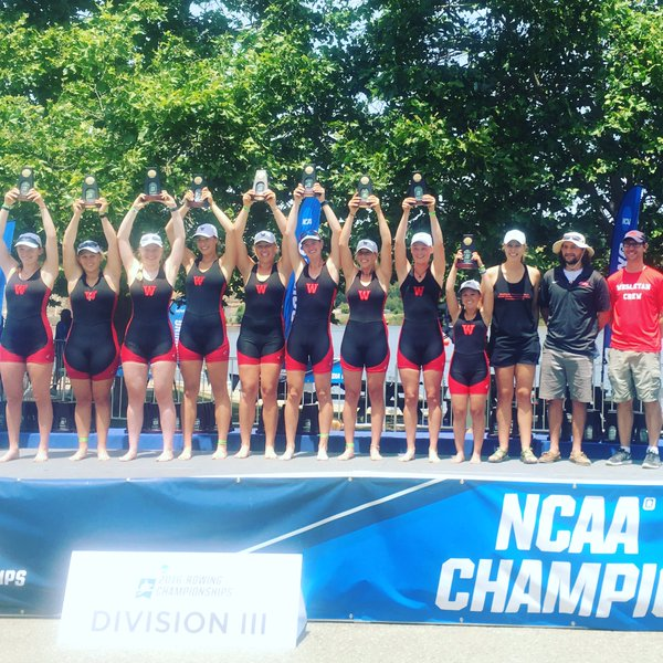 Wes Women's Crew Claims the Bronze!